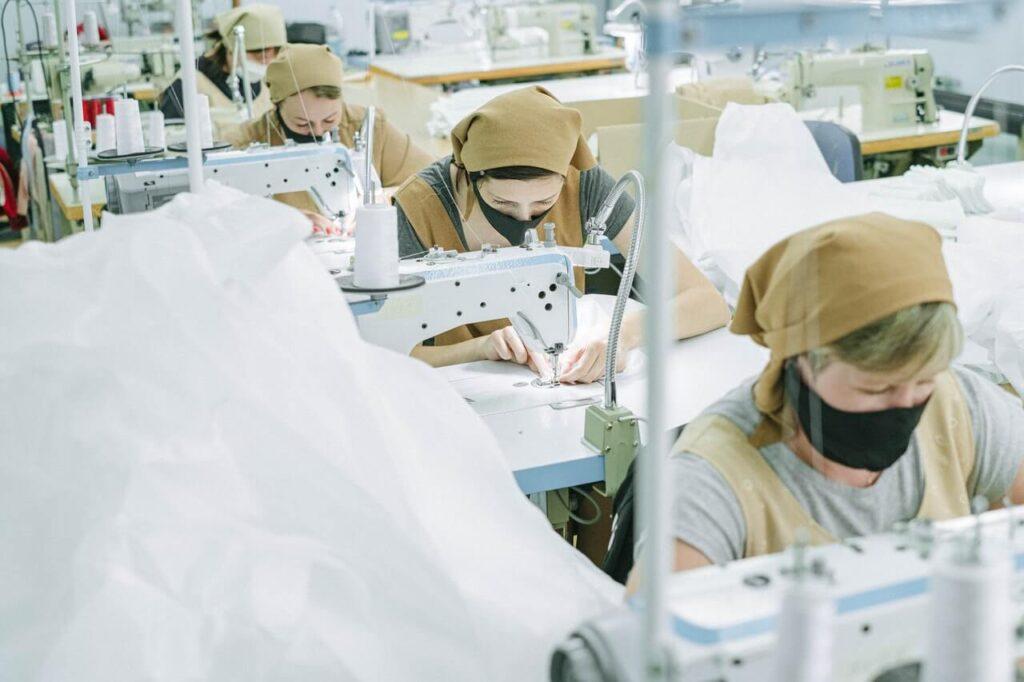fabricación de articulos