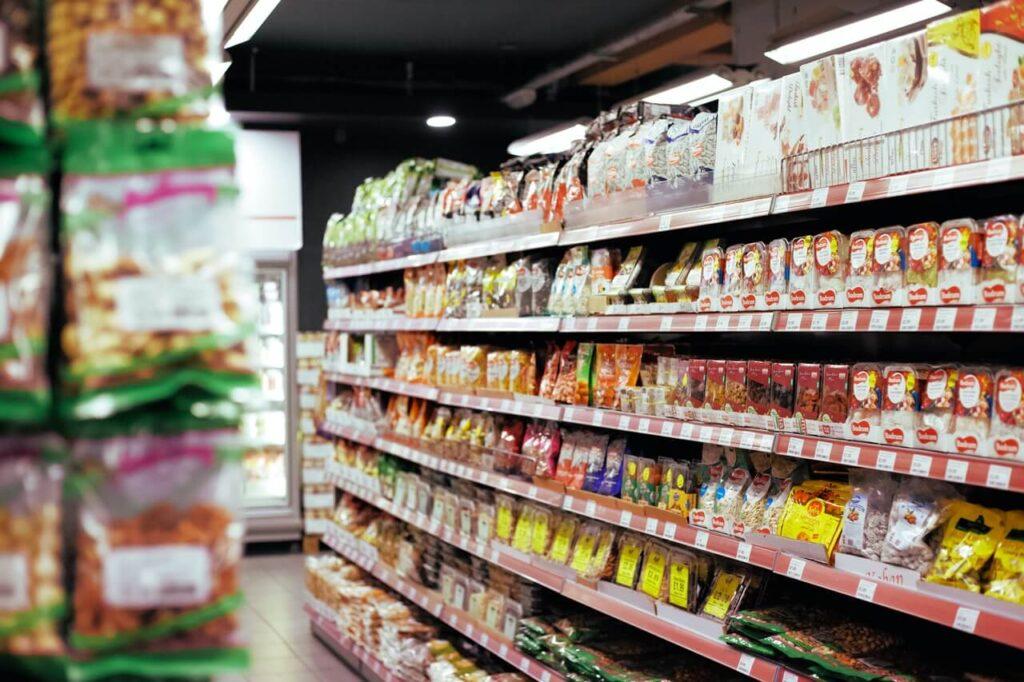distribución alimentaria